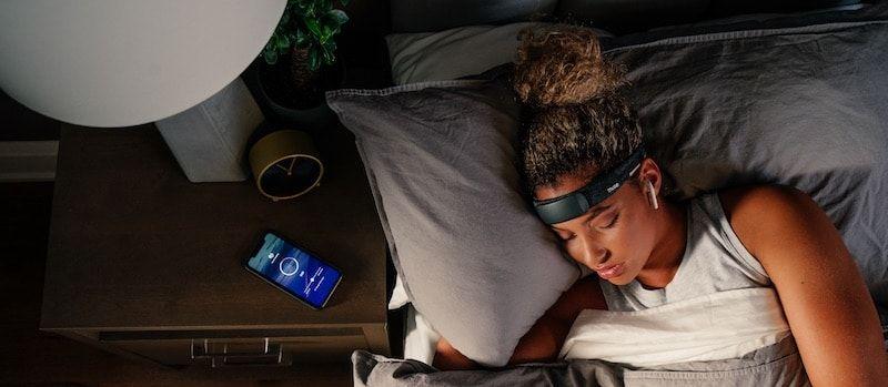 CES2020: новая повязка для сна Muse S поможет уснуть