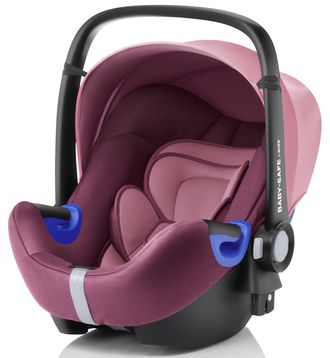 Britax Roemer Baby-Safe i-Size Wine Rose