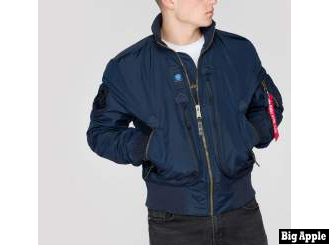 Alpha Industries Куртка Пилота  Prop Rep.Blue