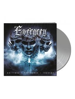 EVERGREY Solitude + Dominance + Tragedy LP colored