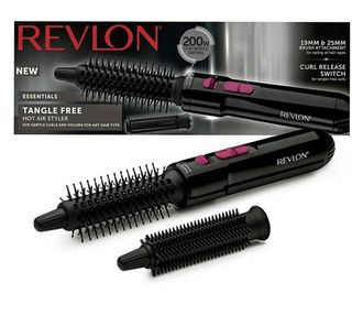 Фен-щетка REVLON TANGLE FREE HOT AIR STYLER.