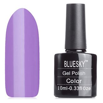 Гель-лак Shellac Bluesky №80548/09856 Lilac Longing, 10мл.