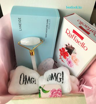 Beauty box (Laneige Basic Moisture Care Special Kit)