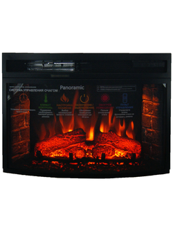 очаг Inter Flame panoramic 25 LED FX