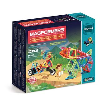 Конструктор Magformers Adventure Mountain Set