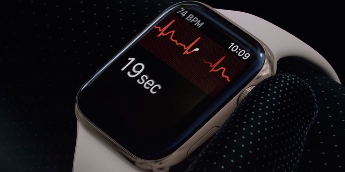 Apple Watch Series 4 уже измеряют ECG за пределами США
