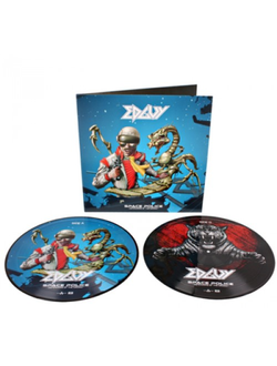 Edguy - Space Police - Defenders Of The Crown 2-LP Picture