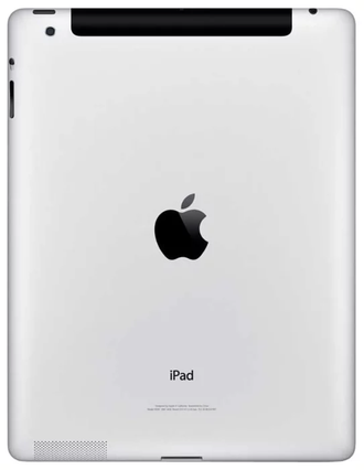 Apple iPad 3 Wi-Fi + Cellular (rfb)