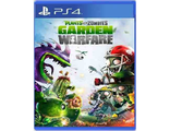 Plants vs. Zombies Garden Warfare (диск PS4)