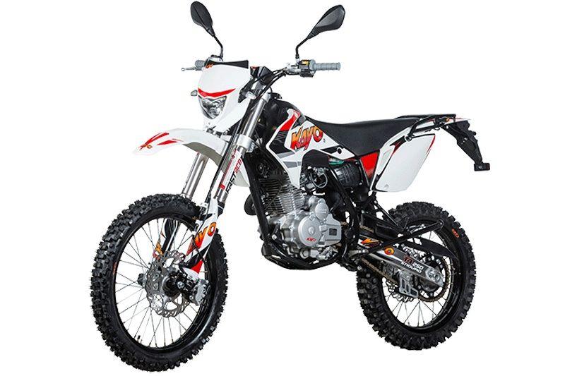 Мотоцикл кроссовый KAYO T4 250 ENDURO 21/18 (2017 г.) доставка по РФ и СНГ