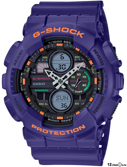 Часы Casio G-Shock GA-140-6AER