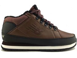 New Balance 754 Brown/мех (41-45) Арт: 048М