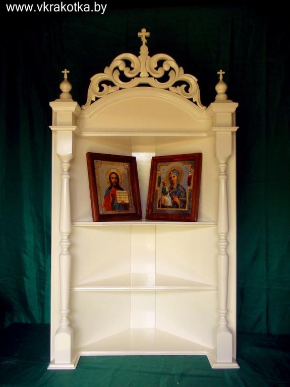 Домашние иконостасы в Кракотке