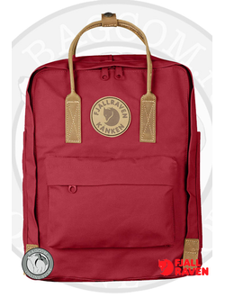 Fjallraven Kanken No.2 Deep Red