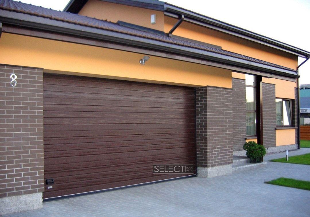 привод на гаражные ворота - установка - гарантия