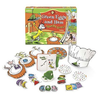 Green Eggs and Ham Speedy Dinner game