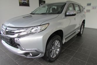 Mitsubishi Pajero Sport QX Intense 2.4 DID 8AT 4WD