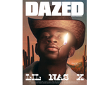 DAZED & CONFUSED Magazine Autumn 2019 Lil Nas X Cover Иностранные журналы Photo Fashion, Intpress