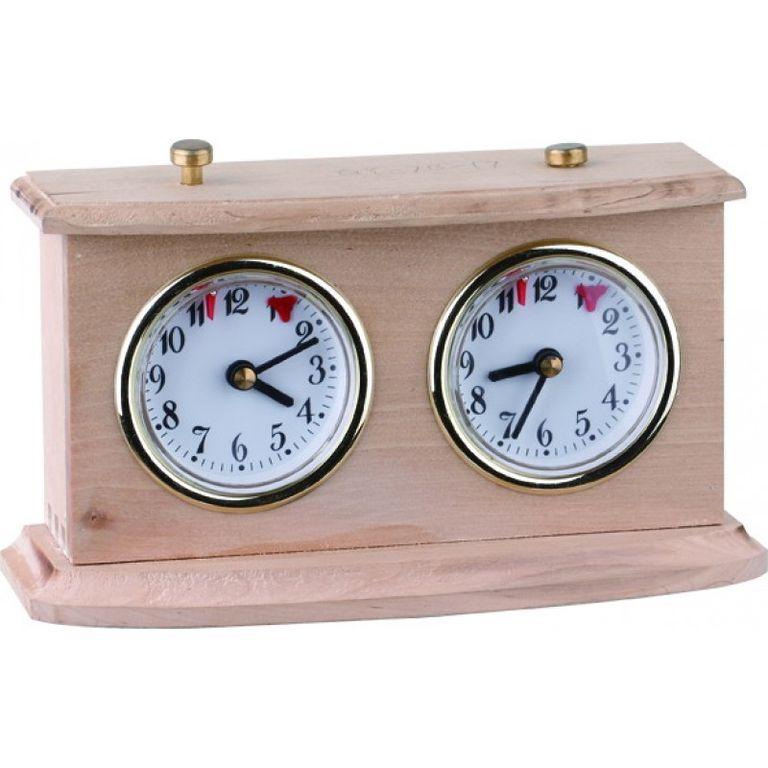 Механические часы Рубин СУПЕРЛЮКС в подарочном деревянном корпусе