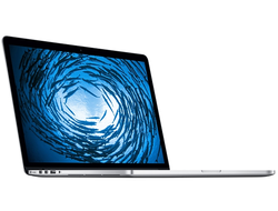 "Купить Ноутбук Apple MacBook Pro 15"" Retina quad i7 2.2GHz/16GB/256Gb SSD/Intel Iris Pro Mid 2015 MJLQ2"