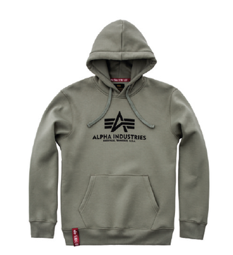 Толстовка Basic Hoody Alpha Industries