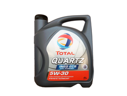 Моторное масло Total Quartz Ineo Ecs 5W30   (4л)