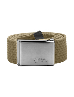 Fjallraven Canvas Belt Sand (550)
