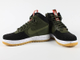 Nike lunar force 1 duck boot Черные c зеленым (41-45) Арт. 043F-A