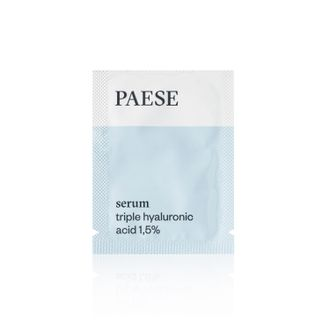 Саше-пробник TRIPLE HYALURONIC ACID 1,5% SERUM PAESE (2ml)