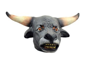 Маска Злого Быка (Taurus mask ghoulish)