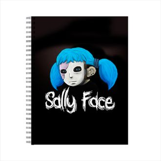 Tетрадь Sally face №1