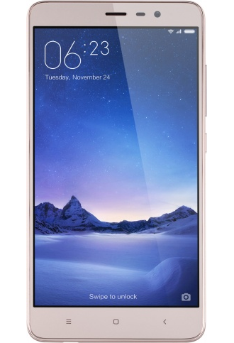 Xiaomi Redmi Note 3 16GB Gold (Global)