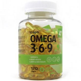 OMEGA 3-6-9 (60 КАПСУЛ)4ME NUTRITION