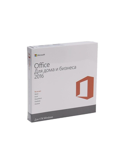 Microsoft Office 2016 Home and Business AllLng PKLic Onln CEE Only C2R NR ESD T5D-02322 (box T5D-02705)