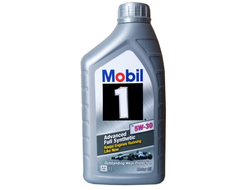 Mobil 1 Advanced 5W30 1л