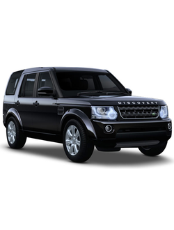 Обвес Land rover Discovery 4