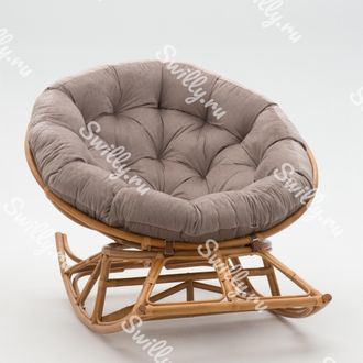 Кресло Swilly Rocker Papasan 2 мед
