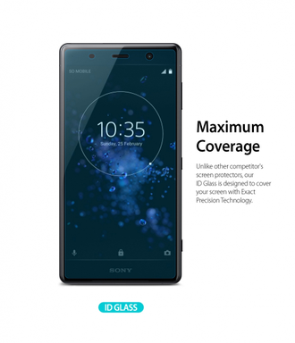 Защитная плёнка на Sony Xperia XZ2 Premium ID GLASS (0.33mm)