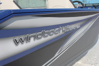 WINDBOAT 4.6DC EVO Fish