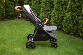 Коляска Valco Baby Snap 4 Tailormade Trend — Charcoal