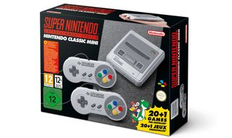 Super Nintendo Entertainment System Classic Mini + 21 игра