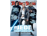 ROLLING STONE Magazine № 1303 28 December 2017 Star Wars, Adam Driver Cover Иностранные Журналы
