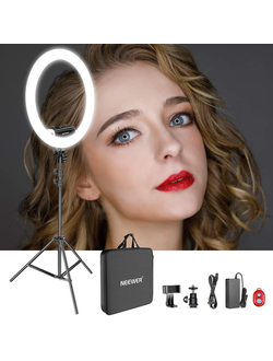Neewer Ring Light Kit 18''