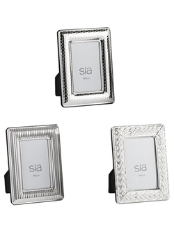 Фоторамка SIA TRIPLETS PHOTO FRAME 6X9 S/3 , 610183 ,