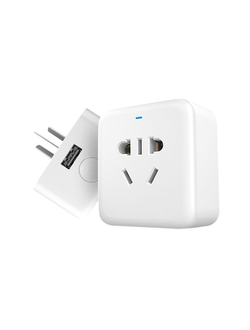 Умная Wi-Fi розетка Mi Smart Power Plug
