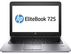 "HP EliteBook 725 AMD A8 Pro, 12.5"",  1368x768"