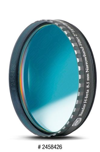 Фильтр Baader Planetarium H-Beta Filter 8.5nm, 1,25""