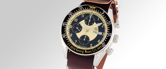 купить Часы мужские LACO MISSION MANX LIMITED EDITION AUTOMATIC 44 ММ