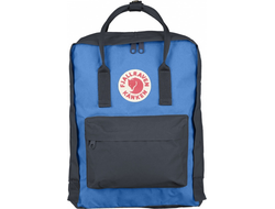Рюкзак Fjallraven Kanken Graphite/UN Blue (Mini)