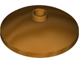 Dish 3 x 3 Inverted (Radar), Metallic Gold (43898 / 6010442 / 6189071)
